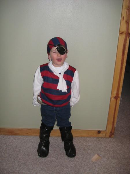 ben pirate