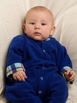 Nathaniel, 3 months